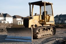 Free Buldozer Stock Photography - 14963332