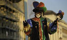 Venetian Mask Royalty Free Stock Image