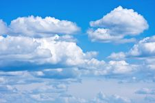 Free Clouds Stock Image - 14963681