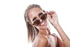 Free Summer Smile Stock Images - 14963764