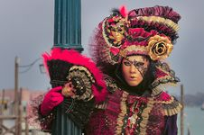 Free Venetian Mask Stock Image - 14964681