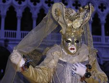 Free Venetian Mask Royalty Free Stock Photos - 14964808