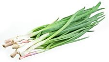 Free Green Onions Bunch Royalty Free Stock Image - 14964826