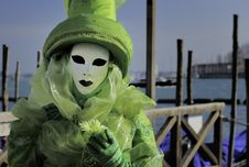 Free Venetian Mask Stock Image - 14964851