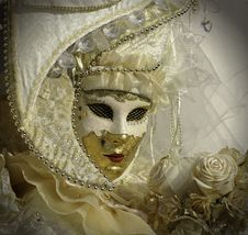 Free Venetian Mask Royalty Free Stock Photo - 14964865