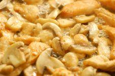 Free Fried Mushroom Stock Photos - 14964883