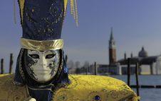 Free Venetian Mask Stock Image - 14964951