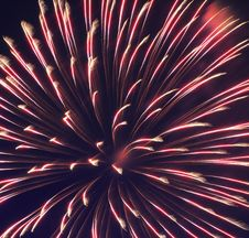 Free Firesworks In New York Royalty Free Stock Image - 14965006