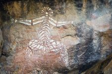 Free Unusual Rock Painting Stock Photos - 14965213