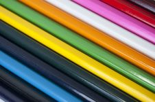 Free Colored Pencils Stock Image - 14965231