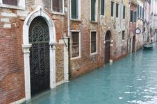 Free Venice Canal Royalty Free Stock Image - 14965296