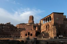 Free Rome Views Royalty Free Stock Photography - 14966787