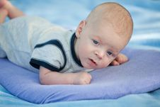 Free Small Baby Boy Stock Image - 14967241