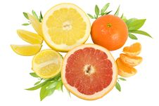 Free Citrus Royalty Free Stock Photo - 14967625