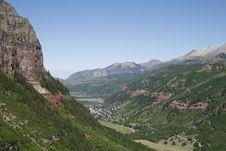 Free Telluride Canyon 2 Stock Photos - 14969543