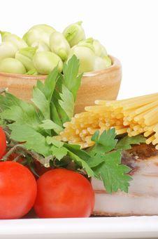 Free Italian Spaghetti Royalty Free Stock Images - 14969799