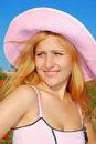 Free A Beautiful Blonde Stock Image - 14971791
