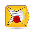 Free Document And Wax Icon Royalty Free Stock Photo - 14977335