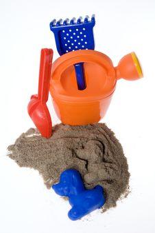 Free Sand Toys Stock Photo - 14970080