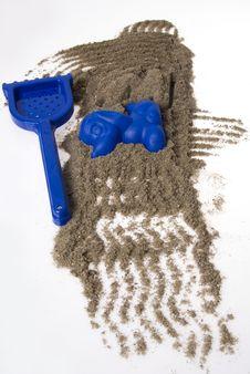 Free Sand Toys Stock Image - 14970221
