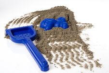 Free Sand Toys Royalty Free Stock Images - 14970309
