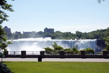 Free Niagara Falls Royalty Free Stock Photography - 14970457