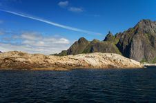 Free Lofoten Islands, Norway Stock Photography - 14970492