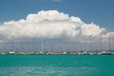 Free Marina Royalty Free Stock Image - 14970656
