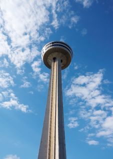 Free Tower With Blue Sky Stock Photography - 14970772