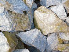 Free Broken Stones Stock Image - 14971001