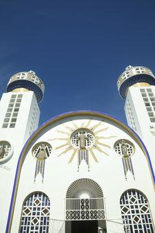 Free Church In Acapulco, Mexico Stock Photos - 14971133