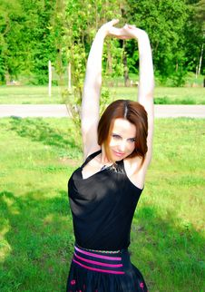 Free Beautiful Girl Stock Photography - 14971772