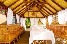 Free Modern Interior Restaurant Stock Images - 14973184
