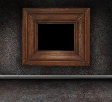 Free Metallic Grunge Interior Stock Photography - 14973732