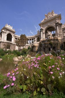 Free Palais Lomgchamp, Marseille, France Stock Photography - 14974772