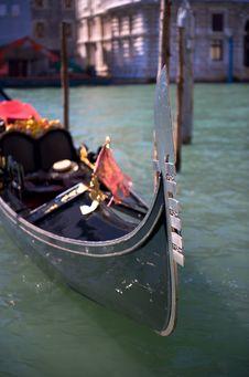 Free Classic Venetian Scene Royalty Free Stock Photography - 14974817