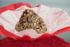 Free Close Up Of Chocolate Truffle Royalty Free Stock Photos - 14975058