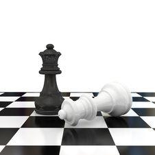 Free Chess Figure Stock Image - 14976781