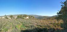 Free Mediterranean Hills Landscape Royalty Free Stock Images - 14977839