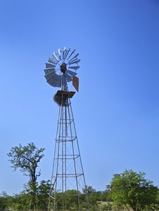 Free Windmill For Farming Stock Images - 14979844