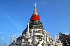 Free Pagoda Royalty Free Stock Image - 14980076