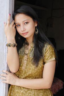 Free Indian Woman Stock Photo - 14980470