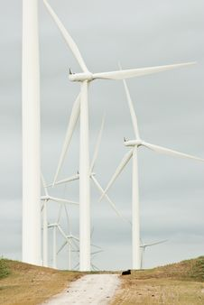 Free Wind Power Royalty Free Stock Photos - 14980768