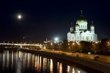 Free Christ The Savior In Moscow Royalty Free Stock Photo - 14981385