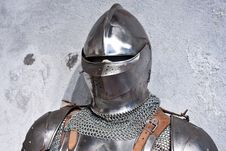 Medieval Army Stock Image