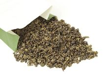 Free Tea Pack Royalty Free Stock Photography - 14984357