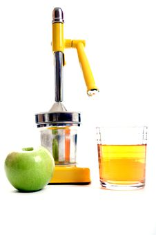 Free Apple Juice Royalty Free Stock Photo - 14984485