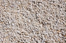 Background From Fine Stones. Royalty Free Stock Image