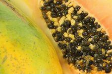 Free Papaya Stock Photo - 14985540