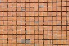 Free Square Size Brick Wall Stock Images - 14985714